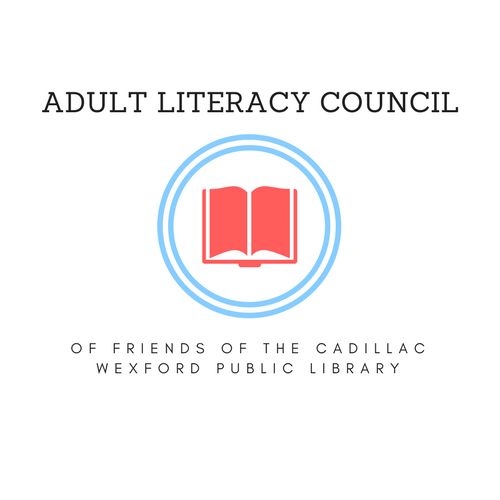Cadillac Area Adult Literacy Council Mobile Logo